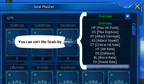 Seal Master - Digimon Masters Online Wiki - DMO Wiki