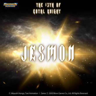 Jesmon Digimon Masters Online Wiki Dmo Wiki It exceeded the perfection shining from the crystal in because its os generics leaves its physical abilities unbound by the laws of the digital world, jesmon can. jesmon digimon masters online wiki