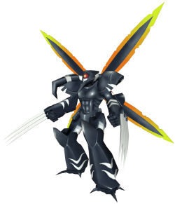 GrandisKuwagamon - Digimon Masters Online Wiki - DMO Wiki