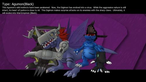 blackagumon digimon masters online wiki dmo wiki