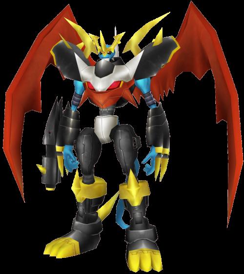 Imperialdramon (Fighter Mode)(Jogress) - Digimon Masters ...